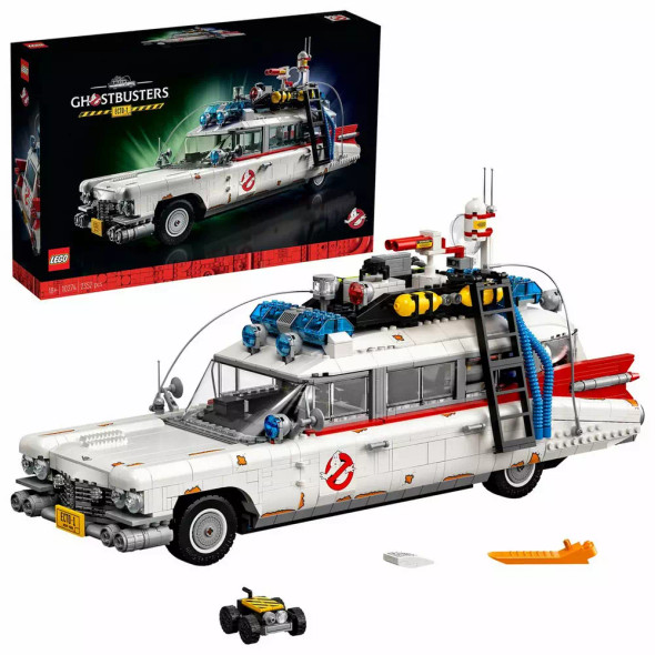 LEGO Creator Expert Ghostbusters ECTO-1 Car for Adults 10274