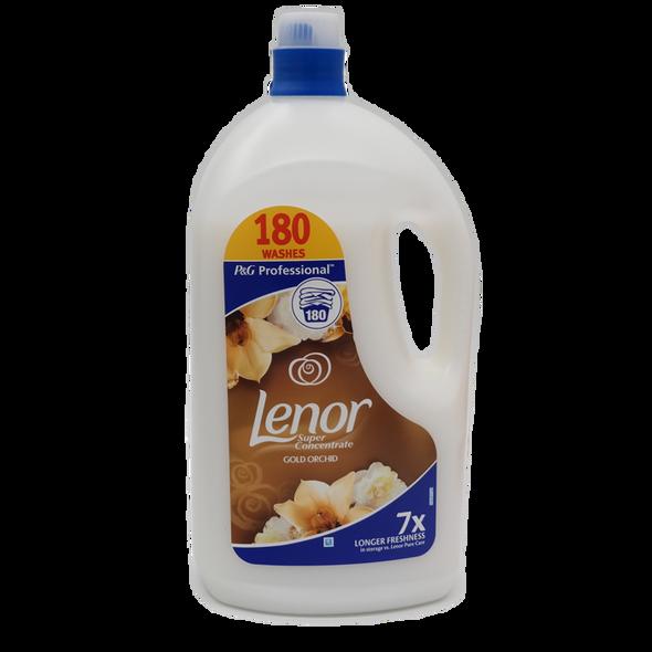 Lenor Gold Orchid 180 Wash Liquid Fabric Softener
