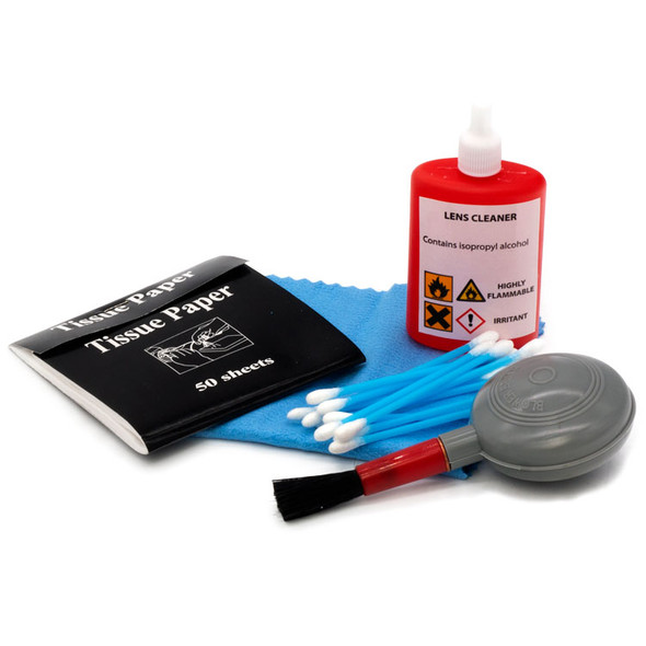 All in One Camera & Camcorder Cleaning Kit for all Brands