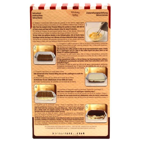 Chefacile Tiramisu Kit, 2 x 365g