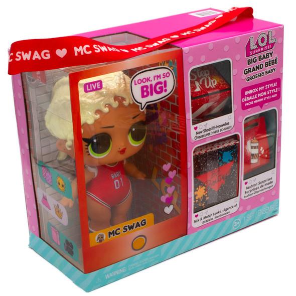 LOL Big Baby Doll Playset