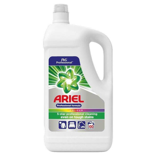 Ariel Professional Formula 100 wash Liquid Detergent 5 Litre