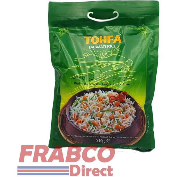 Tohfa Basmati Rice