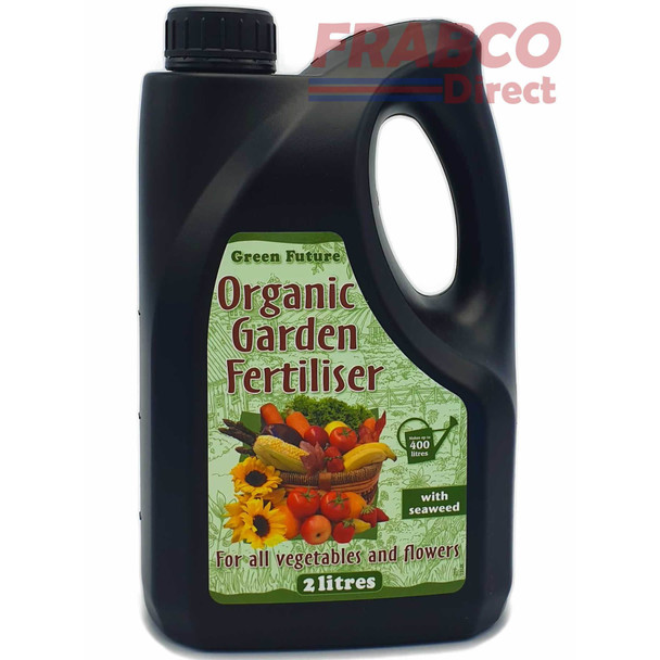 Green Future Organic Garden Fertiliser 2 Litre