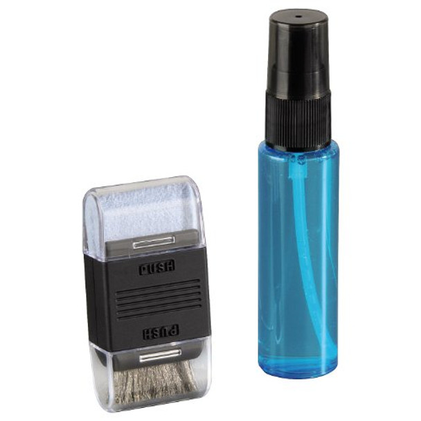 Screen Cleaning Kit Brush and Spray for Digital Photo Frames