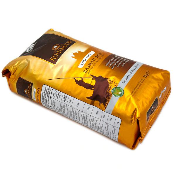 Kohinoor Extra Long Basmati Rice 2Kg