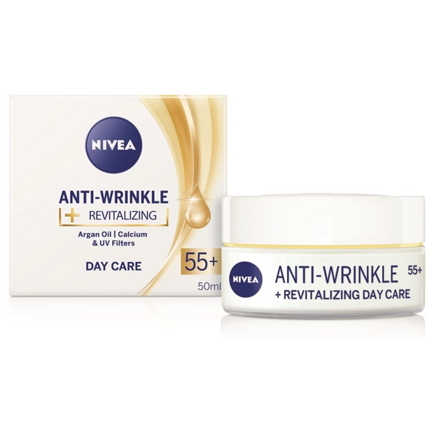 Nivea Anti-Wrinkle Revitalising Day Cream 50ml