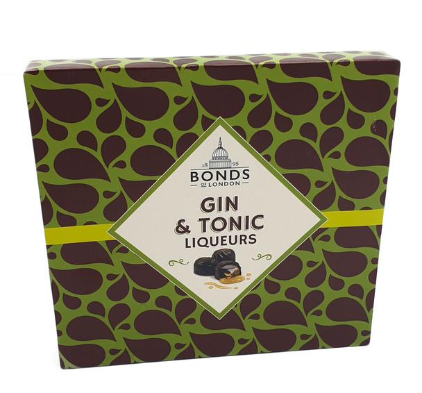 Gin & Tonic Liqueurs  150g Chocolates