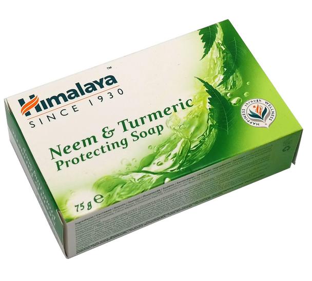 Himalaya Neem & Turmeric Protecting Soap 75g