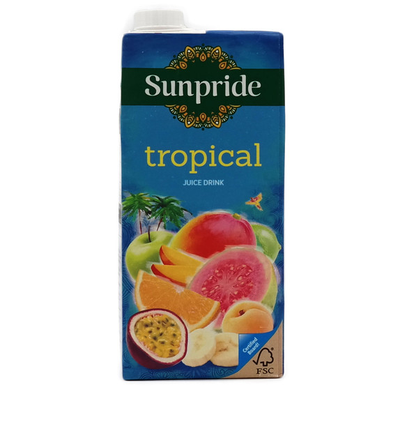 Sunpride Tropical Juice Drink