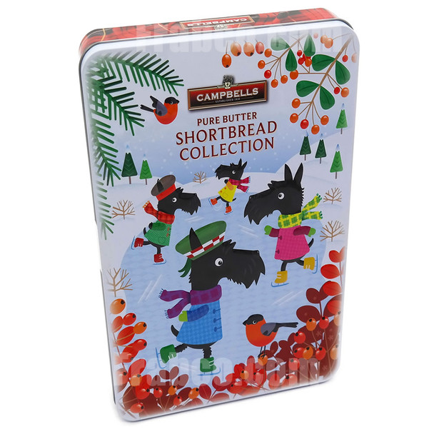 Campbells Pure Butter Shortbread Collection 500g
