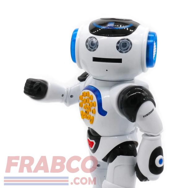 Powerman Max The Programmable Educational Robot
