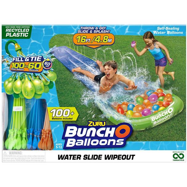 Zuru Bunch O Balloons Water Slide Wipeout
