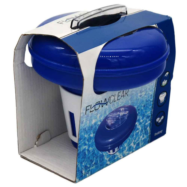 Bestway Chlorine Tablet Pool / Hot Tub Chemical Float 16.5cm