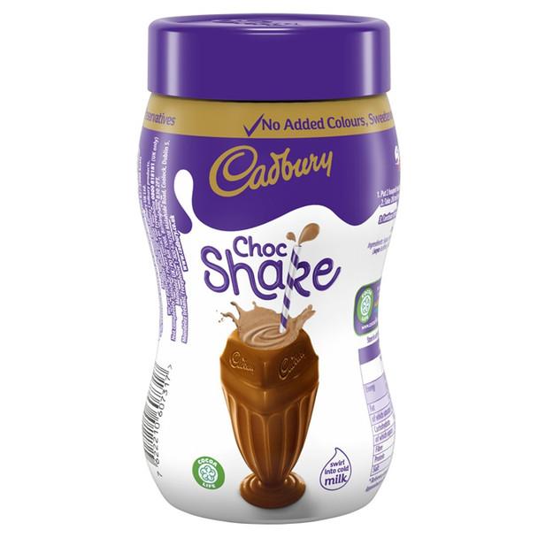 Cadbury's Choc Shake Jar 280g