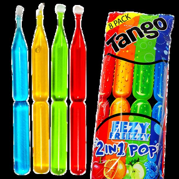 Tango Eezy Freezzy 2-in-1 Ice Pops 8 x 75ml