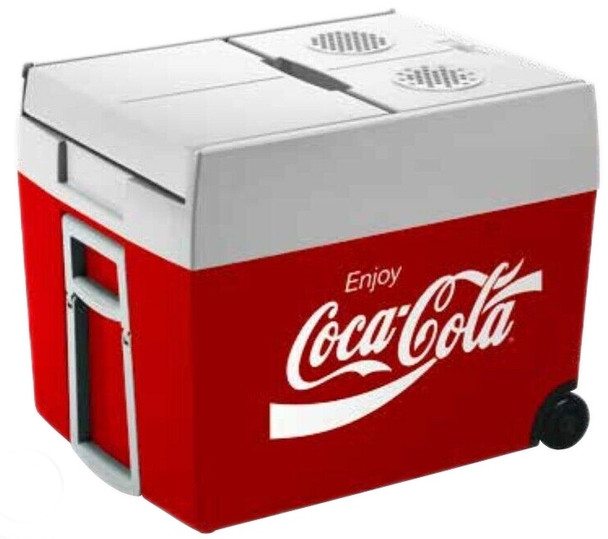Coca Cola Collection MT48W 12/230v Powered Mobile Cooler