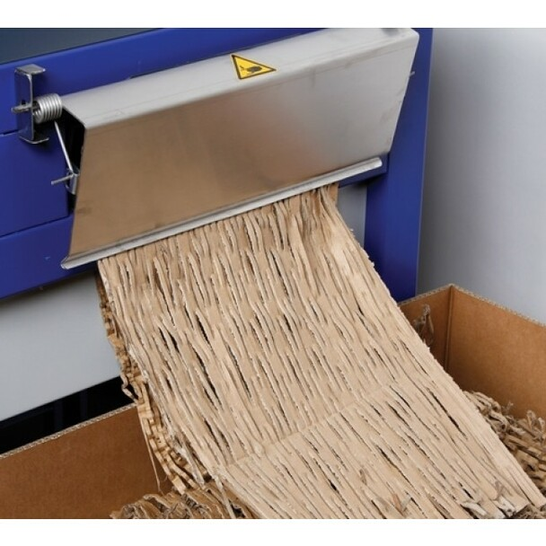 Optimax OP316 Cardboard Packaging Shredder - Void Fill Maker