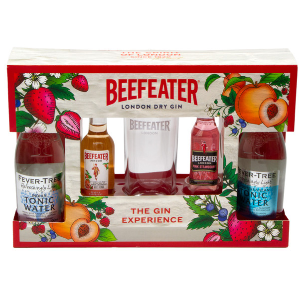 The Ultimate Beefeater Gin Experience! This Gift Set Contains: