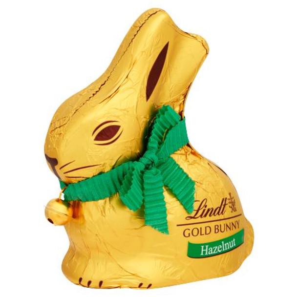 Lindt Gold Bunny Hazlenut 100g