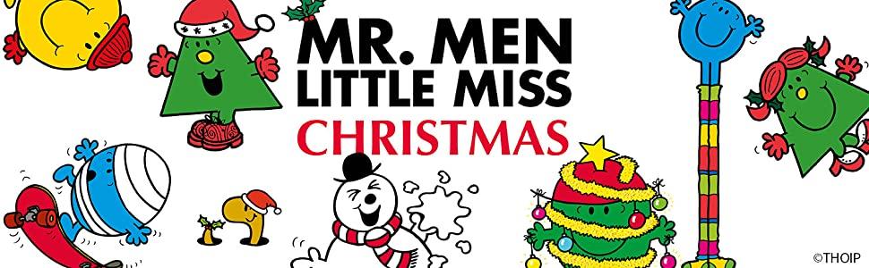 Mr Men Advent Calendar with Mr Men and Little Miss