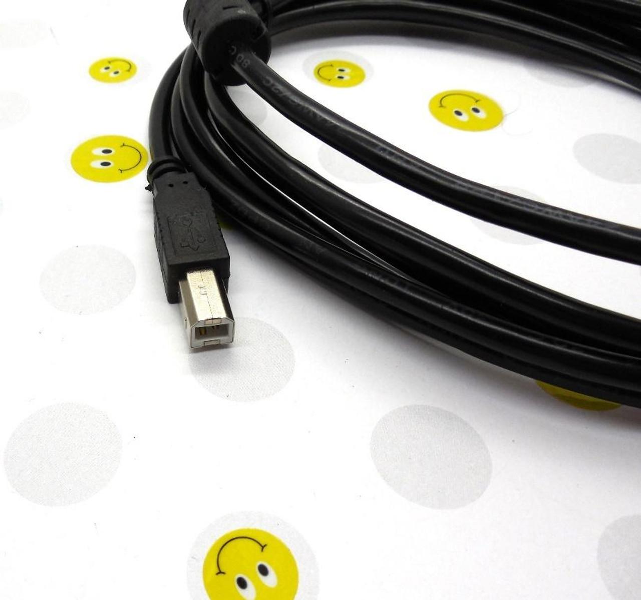 PLC Cables, Inc Allen Bradley ControlLogix CompactLogix USB Cable 1756 1769 9300-USBCBL-ABHR2