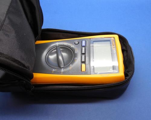 PLC Cables, Inc Soft Black Carrying Case 111 115 112 116 117 175 177 179 C35 C90
