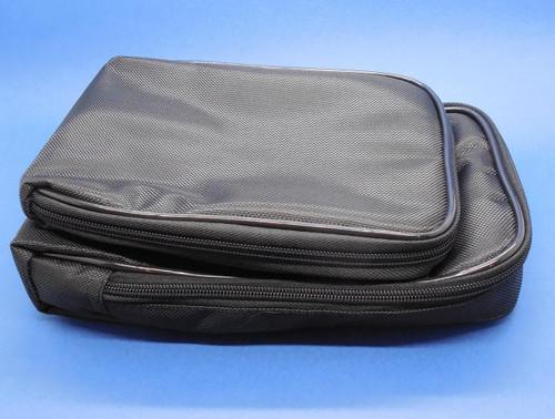 PLC Cables, Inc Soft Black Carrying Case detachable pouch 287 289 787 789 C781