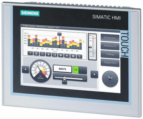 Siemens Siemens 6AV2124-1GC01-0AX0 SIMATIC HMI KP700 COMFORT PANEL
