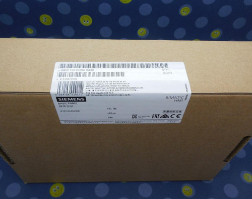 Siemens Siemens SIMATIC 6AV2123-2GB03-0AX0 HMI KTP700 BASIC TOUCH PANEL