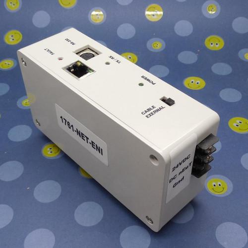 Allen Bradley Allen Bradley 1761-NET-ENI Series D aftermarket replacement Ethernet for DF1