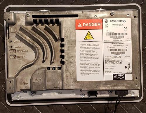 Allen Bradley Allen Bradley 2711P-T7C4D8 PanelView PLUS used 7 inch HMI color
