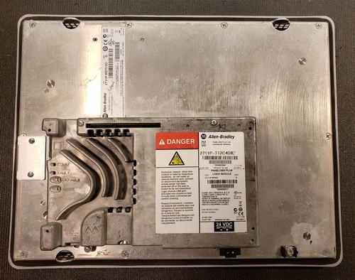Allen Bradley Allen Bradley 2711P-T12C4D8 used PanelView PLUS 12 inch HMI color