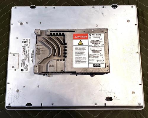Allen Bradley Allen Bradley 2711P-T15C4D8 used PanelView PLUS 15 inch HMI color