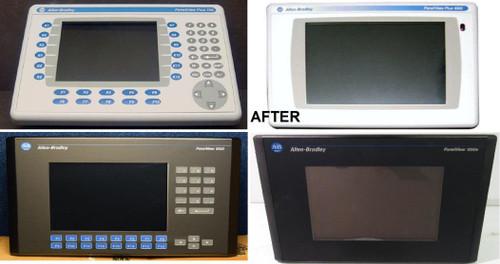 Allen Bradley Allen Bradley 2711-T9 PanelView 900 touch screen replacement cover Overlay