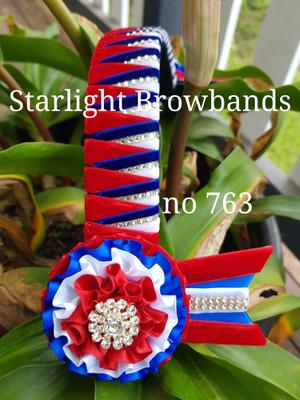 763 starlight Browbands