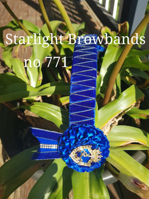 771 starlight browbands