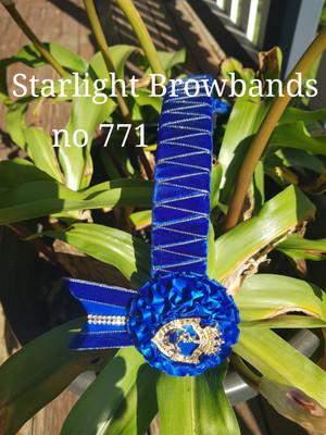 771 starlight browbands