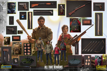 Limtoys LMN006 1/12 scale Jol & Elly All That Remains Duo Pack (Pre order deposit)