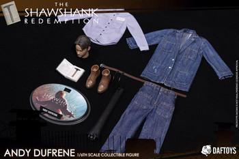 Daftoys 1/6 shawshank Andy costume set (in stock)