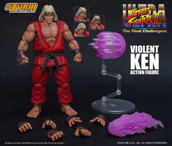 Storm Toys 1/12 USFII - VIOLENT KEN (CONVENTION EDITION) (in stock)