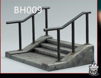 Bullet Head BH009 1/12 Scale Stair Diorama (Pre order deposit)