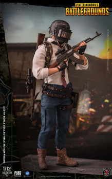 Soldier Story SSG-001 1/12 Scale PUBG Battlegrounds (Pre order deposit)