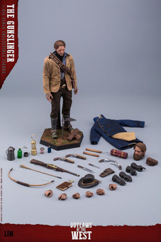 LIMTOYS 1/6 THE GUNSLINGER OUTLAWS OF THE WEST FIGURE (Pre order deposit)