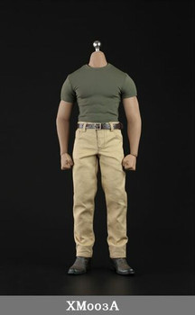 XRF XM03A - 1/6 Muscleman Tight T-shirt Pants Suit (in stock)