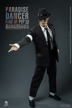 King of Figure KOF006 1/6 Scale Paradise Dancer 2.0 (In Stock)