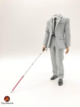 Toys Meteorite TM01 1/6th scale Blind Man suit set (in stock)