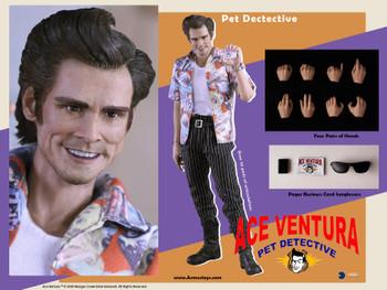 Asmus Toys ACE01 1/6 scale Ace Ventura figure (Pre order deposit)