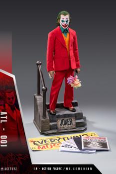 Ace Toyz ATL001 1/4 scale Mr Comedian figure (Pre order deposit)