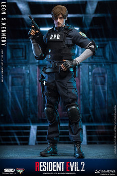 DAMTOYS DMS030 1/6 Scale RESIDENT EVIL 2 LEON S.KENNEDY (in stock)
